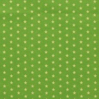 TISSU FROU-FROU ETOILES Vert pomme FONCE 2900-0-112 petite image